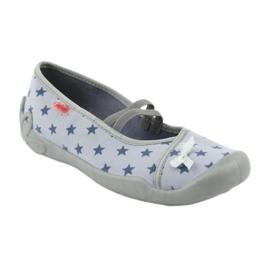 Befado obuwie dziecięce 116Y230 niebieskie 2