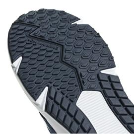 Buty adidas FortaFaito El K Jr F34122 granatowe 5
