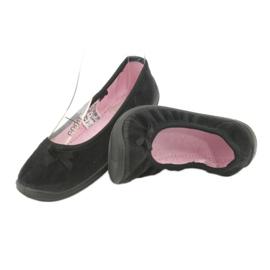 Befado obuwie dziecięce  980X070 czarne 5