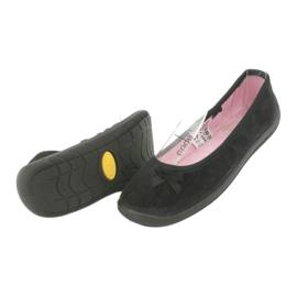 Befado obuwie dziecięce 980Y070 czarne 4