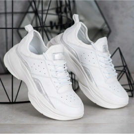 Kylie Wygodne Sneakersy Na Platformie 1