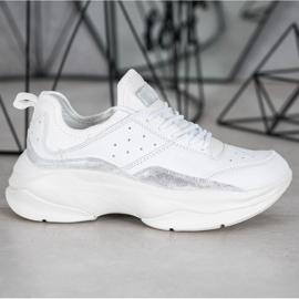 Kylie Wygodne Sneakersy Na Platformie 3