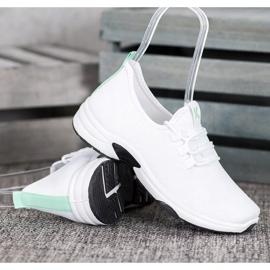 Kylie Klasyczne Buty Sportowe białe 2