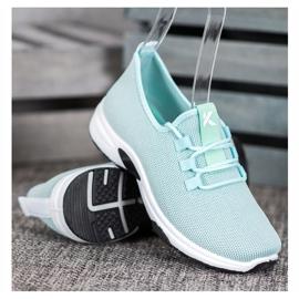 Kylie Klasyczne Buty Sportowe niebieskie 2