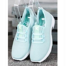Kylie Klasyczne Buty Sportowe niebieskie 1
