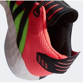 Buty adidas Jr Dame 6 J EH2791 czarne wielokolorowe 6