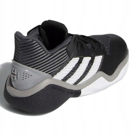 Buty adidas Harden Stepback Jr EF9905 czarne czarne 3