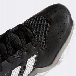Buty adidas Harden Stepback Jr EF9905 czarne czarne 4