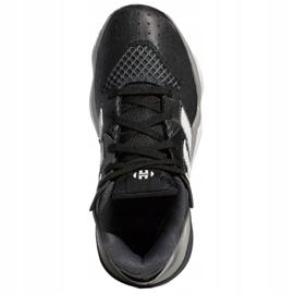 Buty adidas Harden Stepback Jr EF9905 czarne czarne 5