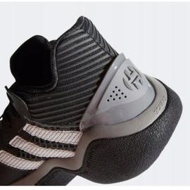 Buty adidas Harden Stepback Jr EF9905 czarne czarne 6