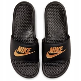 Klapki Nike Benassi Jdi 343880 016 czarne 2