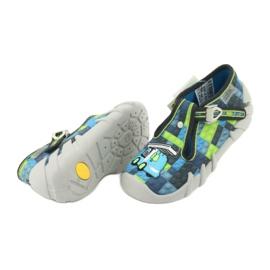 Befado obuwie dziecięce 110P368 4