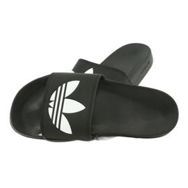 Klapki adidas Originals Adilette Lite FU8298 czarne 4