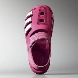 Sandały adidas Zsandal Jr B44457 różowe 3