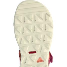 Sandały adidas Captain Toey Kids S75751 różowe 1
