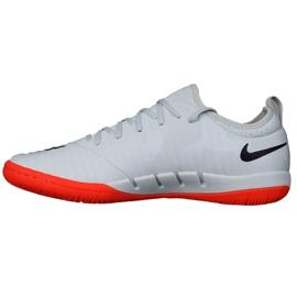 Buty halowe Nike MercurialX Finale Ii czarne szare 1