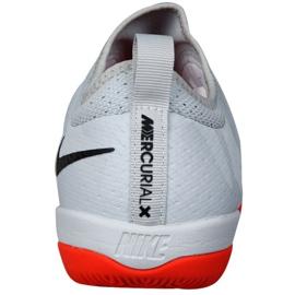 Buty halowe Nike MercurialX Finale Ii czarne szare 2