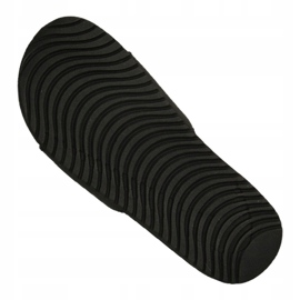 Klapki Nike Kawa Slide Jr 819352-001 czarne 1