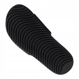 Klapki Nike Kawa Slide Jr 819352-003 czarne 2
