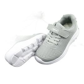Befado obuwie dziecięce 516X046 szare 5