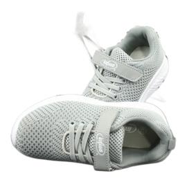 Befado obuwie dziecięce 516X046 szare 6