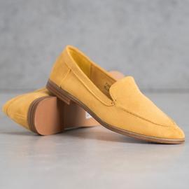 Seastar Klasyczne Mokasyny żółte 3