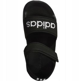 Sandały adidas Adilette Sandal Jr G26879 czarne 1