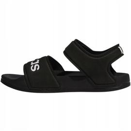 Sandały adidas Adilette Sandal Jr G26879 czarne 2
