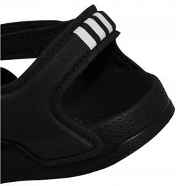 Sandały adidas Adilette Sandal Jr G26879 czarne 4