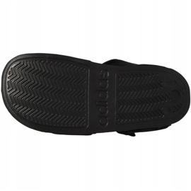 Sandały adidas Adilette Sandal Jr G26879 czarne 6
