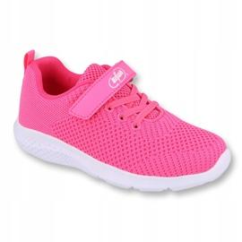 Befado obuwie dziecięce 516Y044 różowe 1
