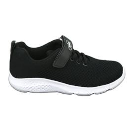 Befado obuwie dziecięce 516X048 czarne 1