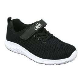 Befado obuwie dziecięce 516X048 czarne 2