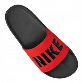 Klapki Nike Offcourt Slide M BQ4639-002 czerwone 1