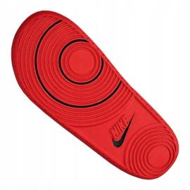 Klapki Nike Offcourt Slide M BQ4639-002 czerwone 2