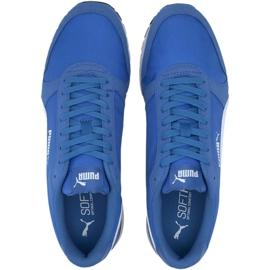 Buty Puma St Runner v2 Nl M 365278 23 niebieskie 1