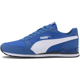 Buty Puma St Runner v2 Nl M 365278 23 niebieskie 2