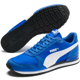 Buty Puma St Runner v2 Nl M 365278 23 niebieskie 3