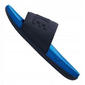 Klapki Nike Offcourt Slide M BQ4639-400 granatowe 2