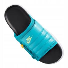 Klapki Nike Asuna Slide M CI8800-003 niebieskie 2