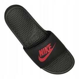 Klapki Nike Benassi Jdi Slide M 343880-060 czarne 3