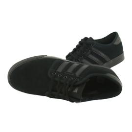 Buty adidas Seeley M F34204 czarne 5