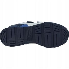 Buty Puma Vista V Ps Jr 369540 09 niebieskie 3