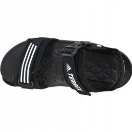 Sandały adidas Cyprex Ultra Sandal M EF0016 czarne 2