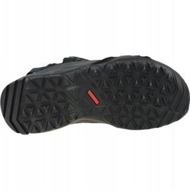 Sandały adidas Cyprex Ultra Sandal M EF0016 czarne 3