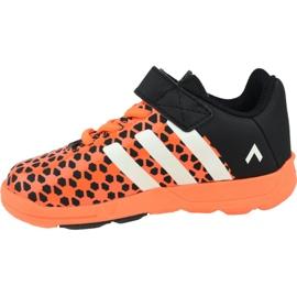 Buty adidas Fb Ace Infant B23751 pomarańczowe 1