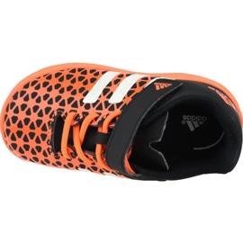 Buty adidas Fb Ace Infant B23751 pomarańczowe 2
