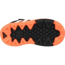 Buty adidas Fb Ace Infant B23751 pomarańczowe 3