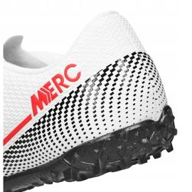 Buty piłkarskie Nike Vapor 13 Academy Tf Jr AT8145-160 białe wielokolorowe 2