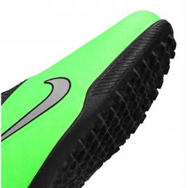 Buty piłkarskie Nike Phantom Vsn 2 Academy Df Tf Jr CD4078-306 zielone wielokolorowe 1